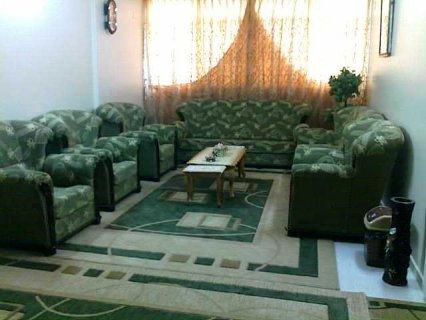شقة مفروشة للايجار ( تل الهوا - غزة )