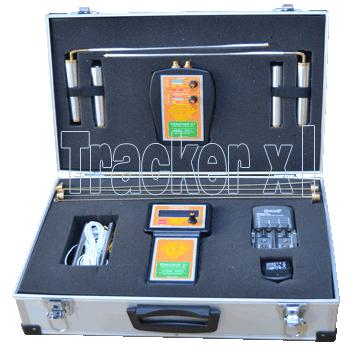 جهاز Tracker x1 بالنظام الاستشعاري للكشف عن الذهب