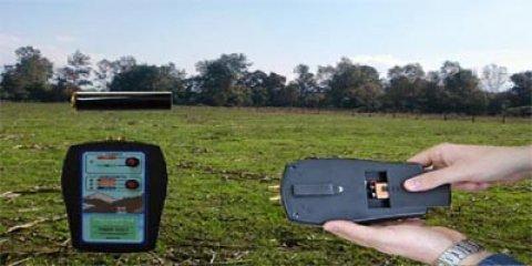 جهاز Tracker x4بنظام الاستشعار متخصص لكشف المياه ا