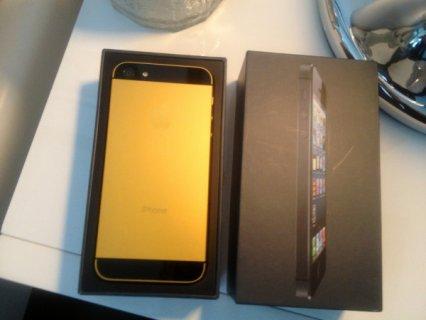 Buy 2 Get 1 Free: Apple iPhone 5S 24ct Gold Editio