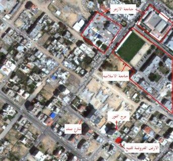 ارض للبيع في تل الهوى مساحتها 509 م