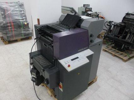 للبيع ماكينة طباعة كويك ماستر هايدلبرج 2 لون 11