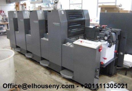 ماكينة1 HEIDELBERG SM 52-4-P