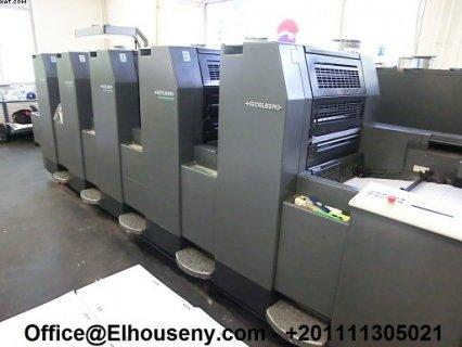 ماكينة HEIDELBERG SM 52-5-P2