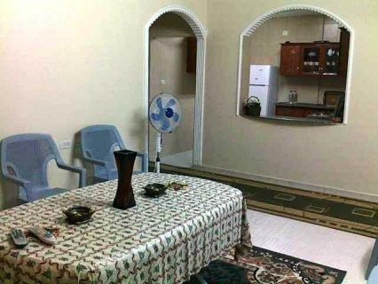 شقة مفروشة للايجار في تل الهوا - غزة