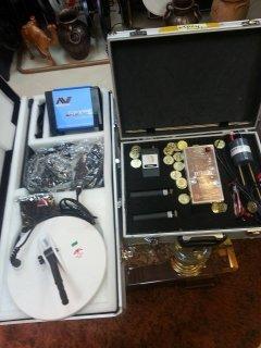 عروض شركة FTGUSA لتجارة اجهزة الكشف عن الذهب والكن