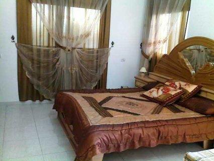 شقة مفروشة للايجار غزة