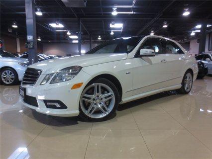 Mercedes-Benz E550 4MTC