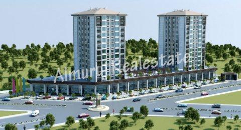 شقق استثمارية للبيع في اسطنبول المتر المربع ب880دو