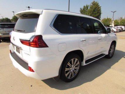 For sale USED 2016 Lexus LX 570 SUV WhatsApp.+2349