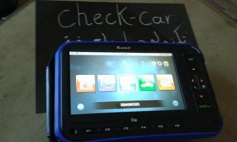 جهاز فحص السيارات الشامل G-scan2