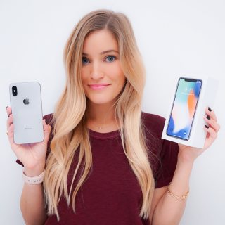 Buy Newly Released Apple iPhone X 256gb with facet