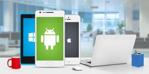 تصميم وبرمجة تطبيقات الموبايل