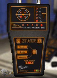 جهاز كشف الذهب SPARK بعيد المدى