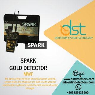 SPARK LONG RANGE GOLD DETECTORS