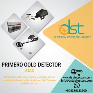 Primero Gold Detector 2020/ Dst Detectors