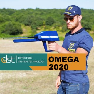 OMEGA GROUND WATER DETECTOR 2020