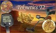 Teknetics T2 جهاز متخصص في كشف المعادن الثمينة