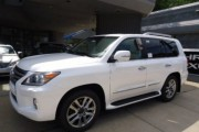 For sale USED 2013 Lexus LX 570 SUV WhatsApp.+2349
