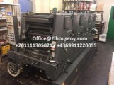 ماكينة هايدلبرج جى تى  4 لون 1989 هايدلبرغ GTO